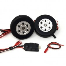 JP Hobby Electric Brake with 2x 65mm Wheels 5mm axle