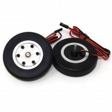 JP Hobby Electric Brake Set 65mm Wheel 4mm Axle
