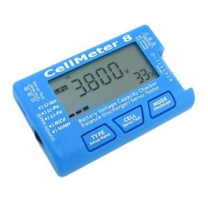 Cellmeter 8 Multifunctional Digital Power Meter