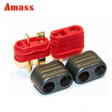 Connector - Deans T-Plug -  (5 Pairs)