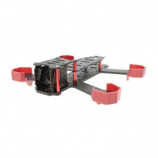 Nighthawk 200 All Carbon Fiber Quadcopter Aircraft Frame(3mm)