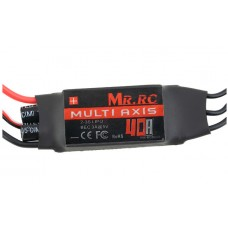 ESC 40A MR.RC Brushless Speed Controller