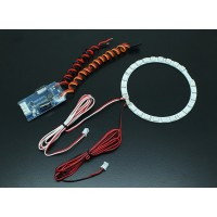 Afterburner Led Light 70mm
