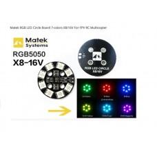 Matek Systems RGB LED CIRCLE X8-16V