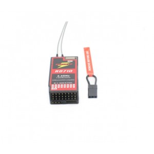 PowerUp RD710 2.4GHz 7CH DSM2 DSMX Compatible Receiver