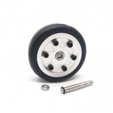 JP Hobby 50/16mm aluminium wheel 4mm axle
